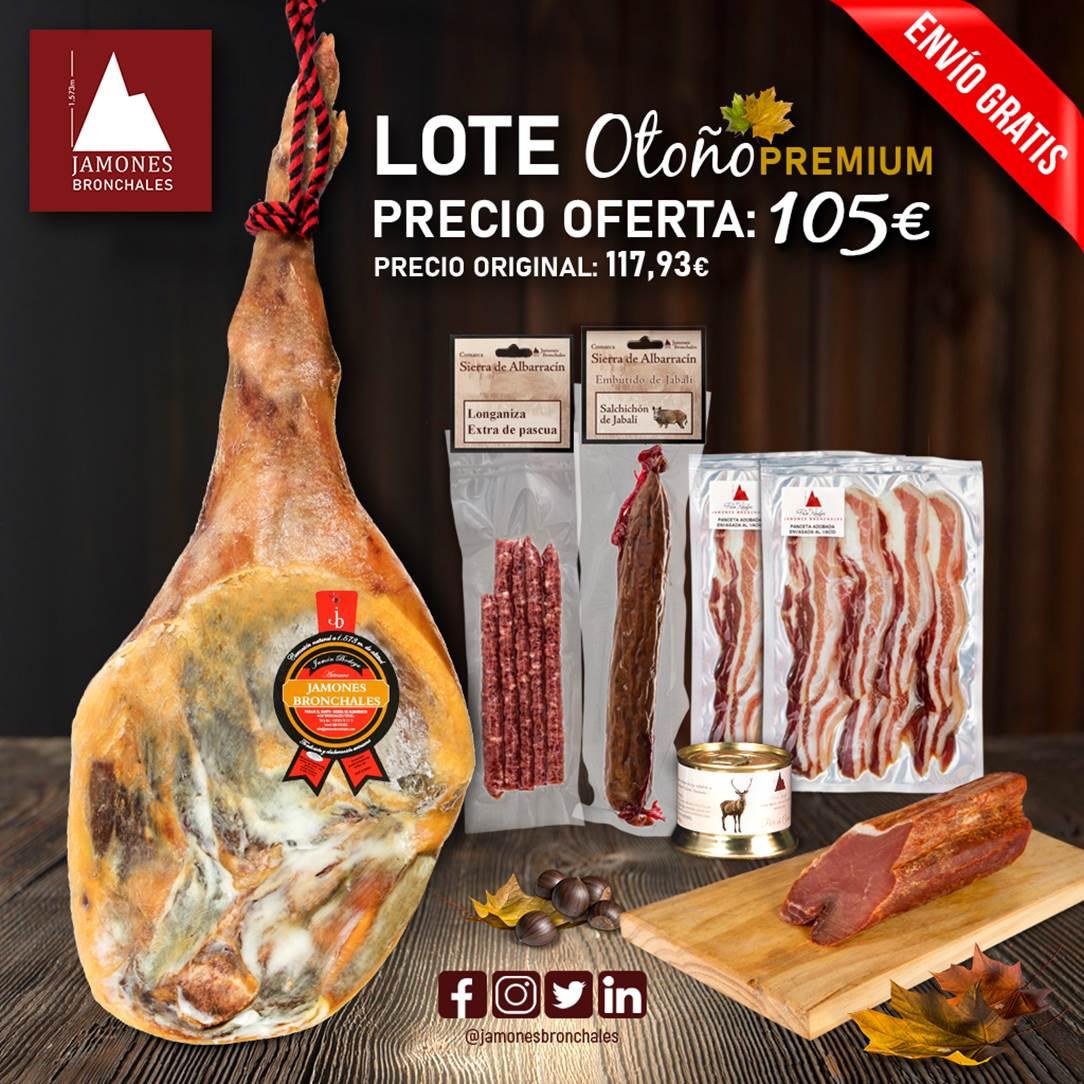 Lote Otoño Premium